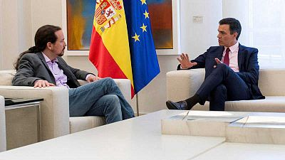 Los equipos negociadores de PSOE y Podemos se reunirán en el Congreso para tratar de desbloquear la investidura de Sánchez