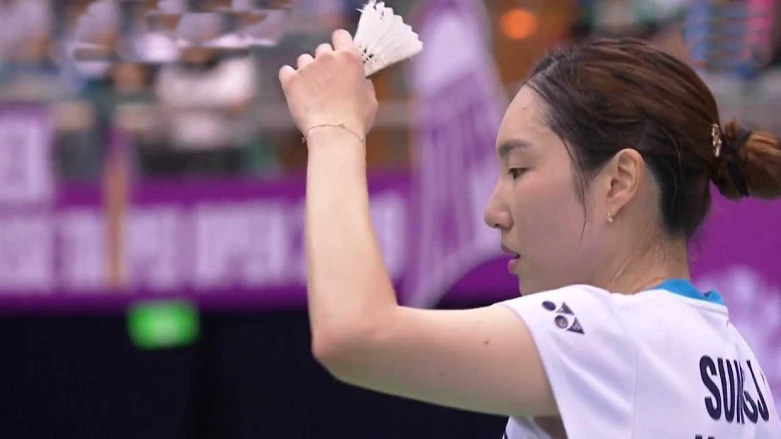 Bádminton - Open de China Taipei. Final femenina: Sung Ji Hyun - Michelle LI - ver ahora