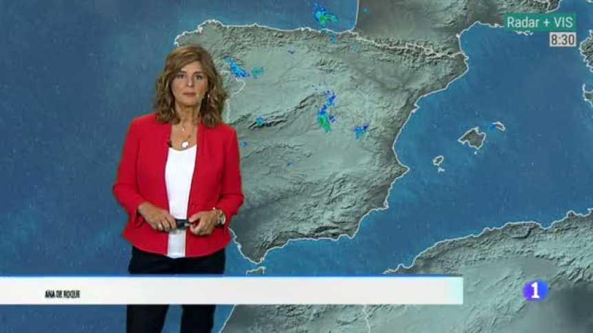 El tiempo en Andalucía - 16/9/2019