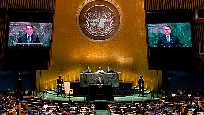 La tensión entre EE.UU. e Irán y la situación de la Amazonia, dos de los temas clave de la Asamblea General de la ONU