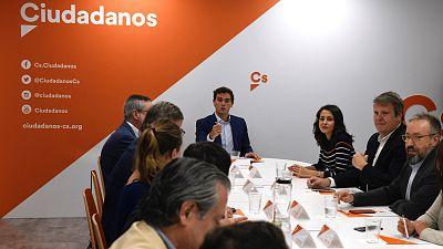 El hasta ahora número dos de Cs en el País Vasco asegura que su partido conocía el intento de coalición con el PP