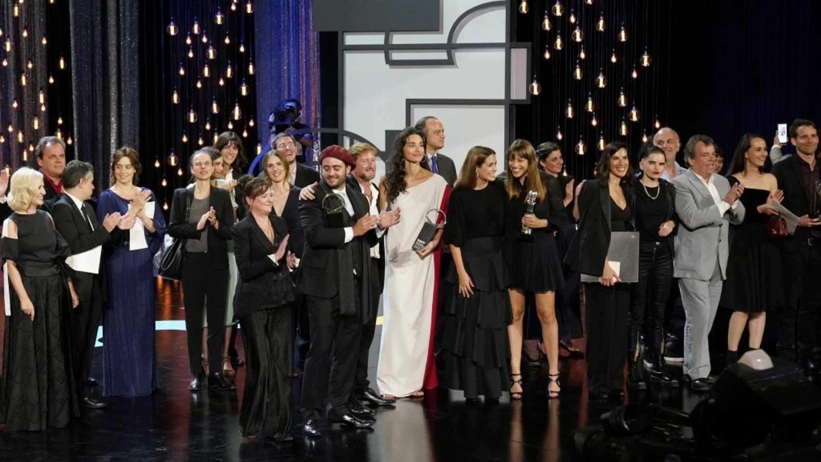 festival cine san sebastian zinemaldia ssiff peliculas españolas premiados penelope cruz