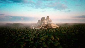Naachtún la ciudad maya olvidada