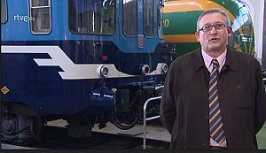 Francisco Polo: Hacen falta más recursos para  conservar el patrimonio ferroviario