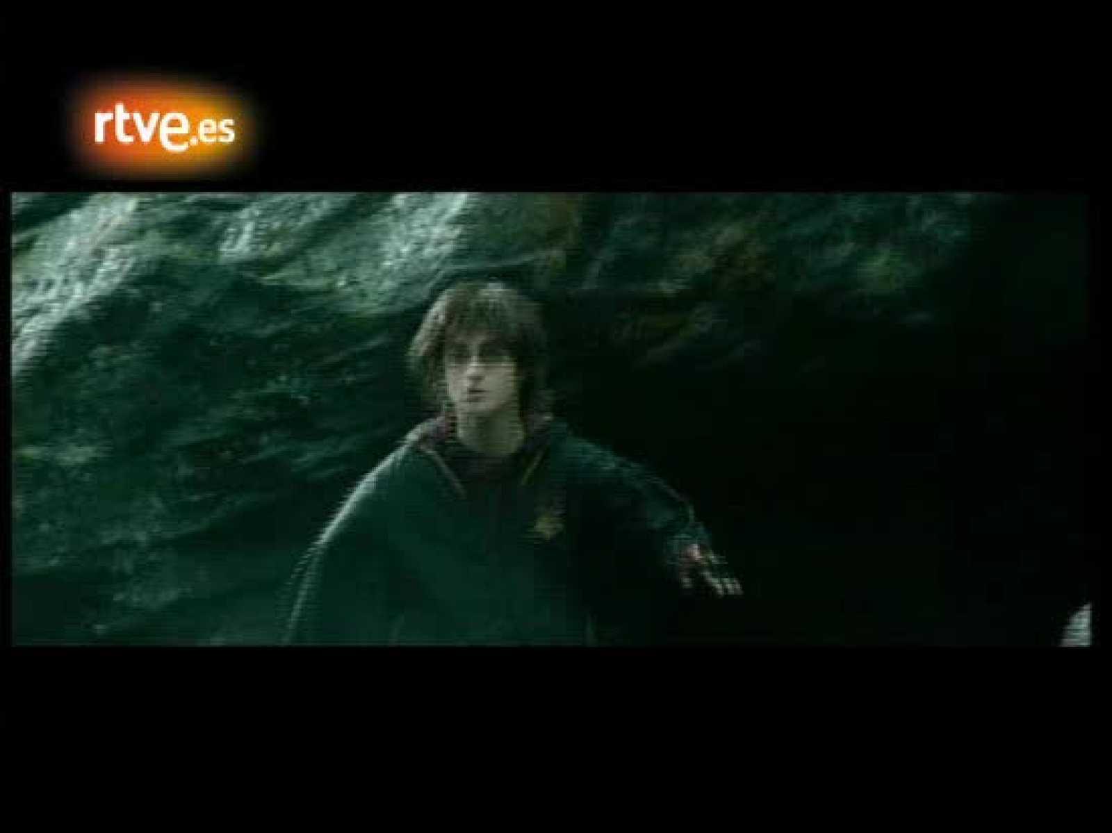 Harry Potter 4: El rodaje - RTVE.es