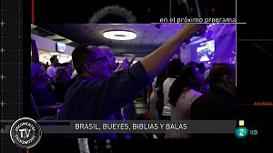 Brasil, bueyes, biblias y balas - Avance