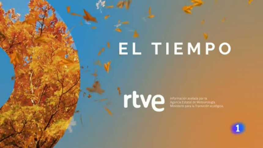 El tiempo en Aragón - 23/10/2019