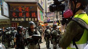 La ira de Hong-Kong