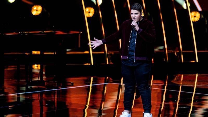 Eurovisión Junior 2019 - Jordan Anthony de Australia canta 'We will rise'