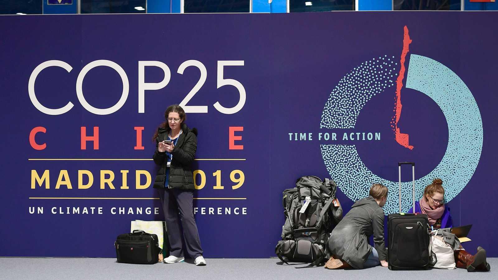 Resultado de imagen de cumbre de madrid cambio climatico