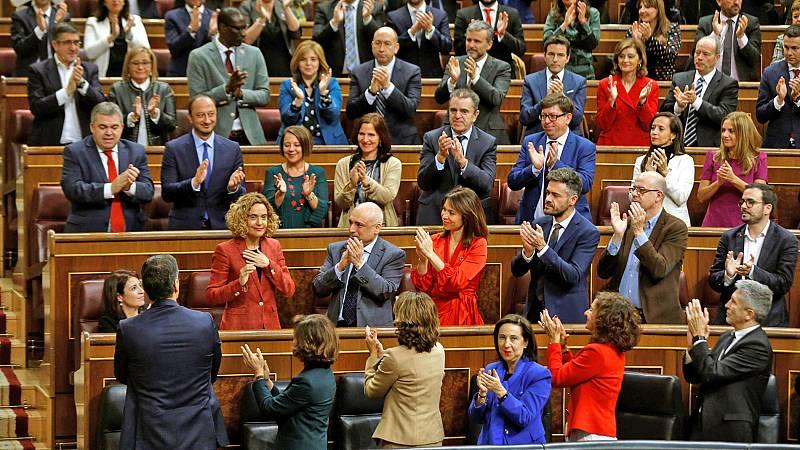 Meritxell Batet, elegida presidenta del Congreso en segunda votación
