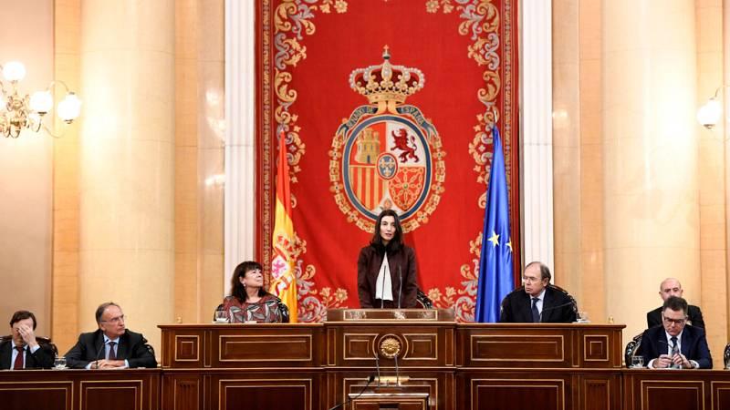 Este martes se ha constituido el Senado, que preside la socialista Pilar Llop