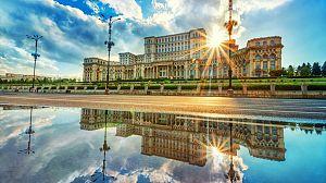 Un palacio para el pueblo:El palacio del Parlamento-Bucarest