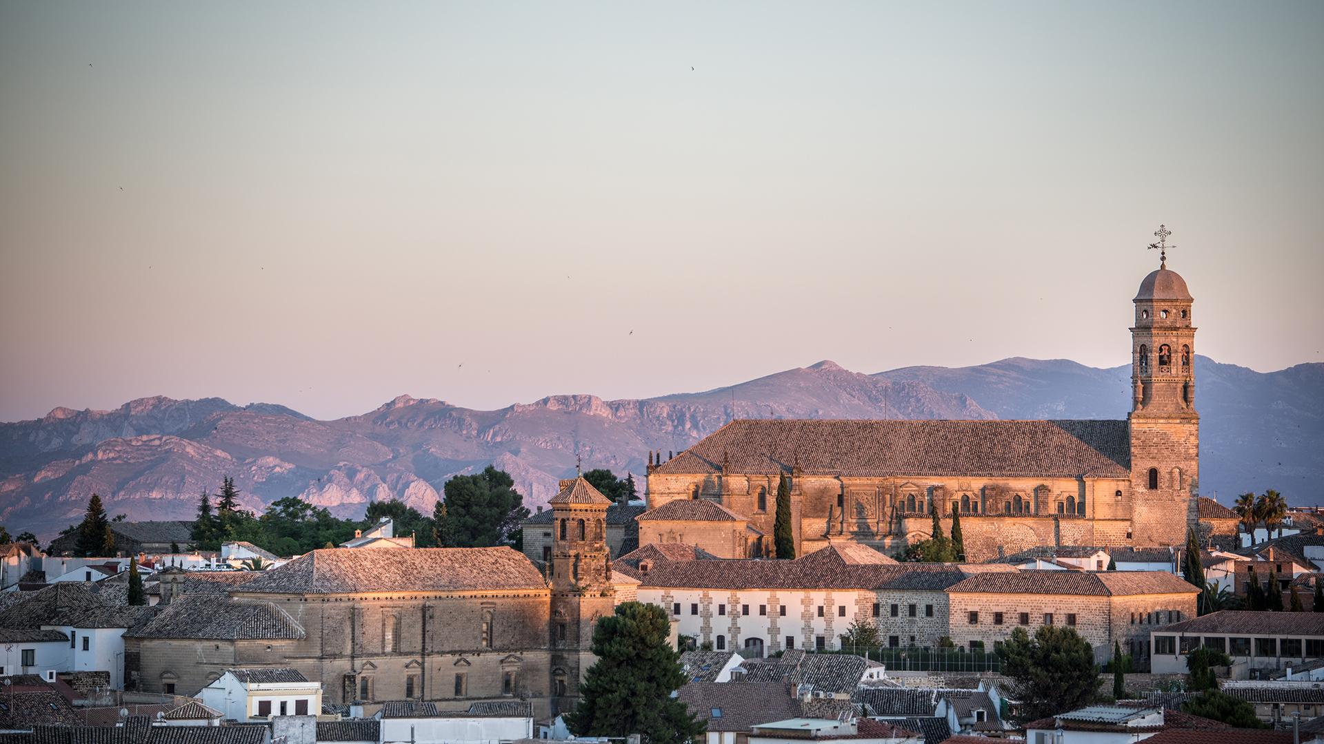 Ciudades Españolas Patrimonio De La Humanidad Baeza