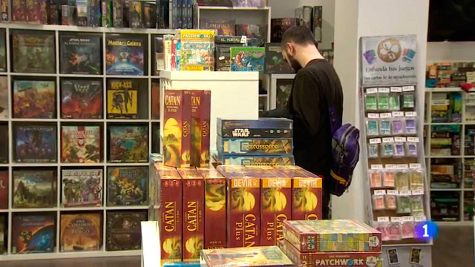 El negocio de los juegos de mesa sigue creciendo cada año