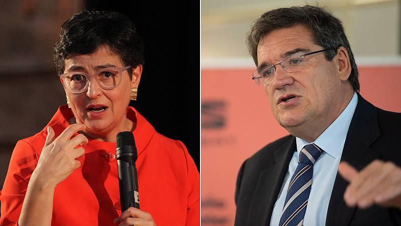 José Luis Escrivá y Arancha González Laya serán los ministros de Seguridad Social y Exteriores