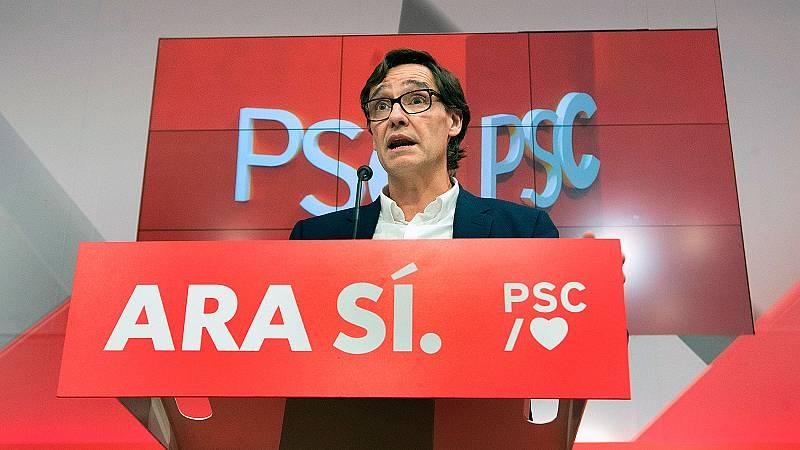 Salvador Illa, número dos del PSC, será el nuevo ministro de Sanidad