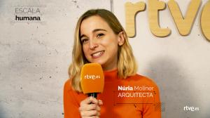 Núria Moliner: Acercar la arquitectura a todo la gente