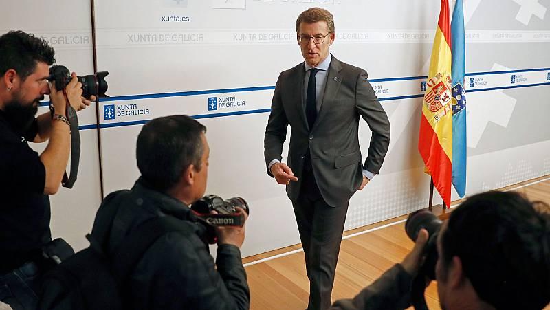 Núñez Feijóo adelanta las elecciones en Galicia al 5 de abril y las hace coincidir con las vascas