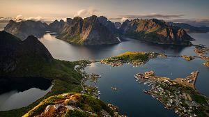 Noruega, en busca del Norte