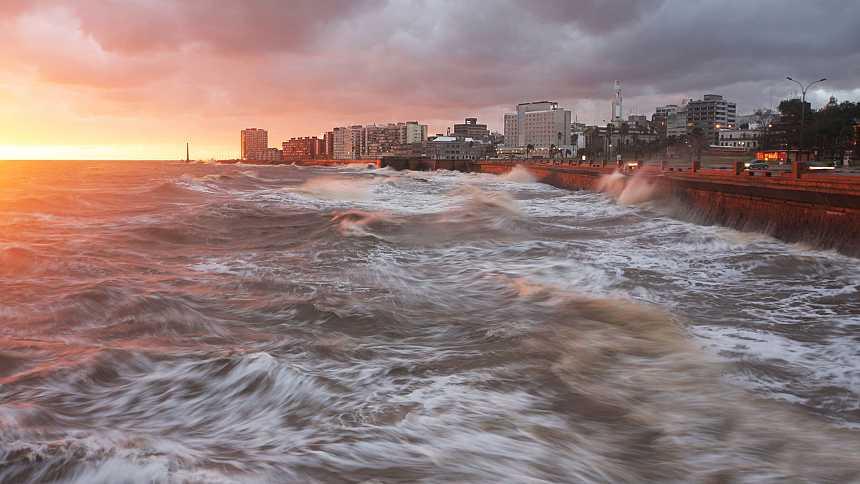 Chubascos y tormentas que podrían ser fuertes en el noreste peninsular