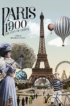 París 1900, la belle epoque