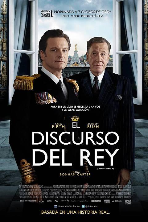 Cine En Tve El Discurso Del Rey