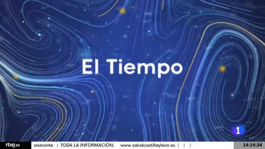 El tiempo en Castilla y León - 13/05/212