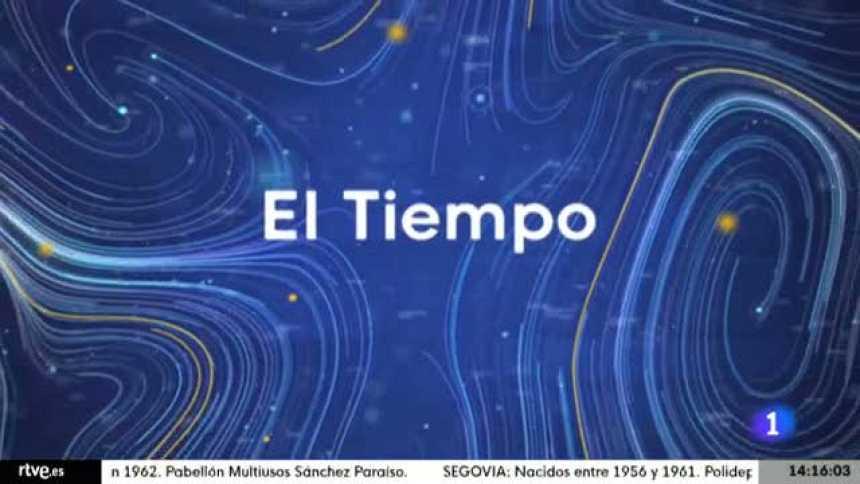 El tiempo en Castilla y León - 14/05/21