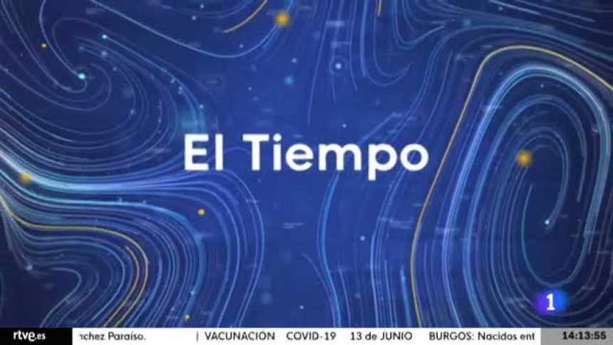 El tiempo en Castilla y León - 11/06/ 21