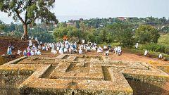 Etiopía: antiguas iglesias rupestres