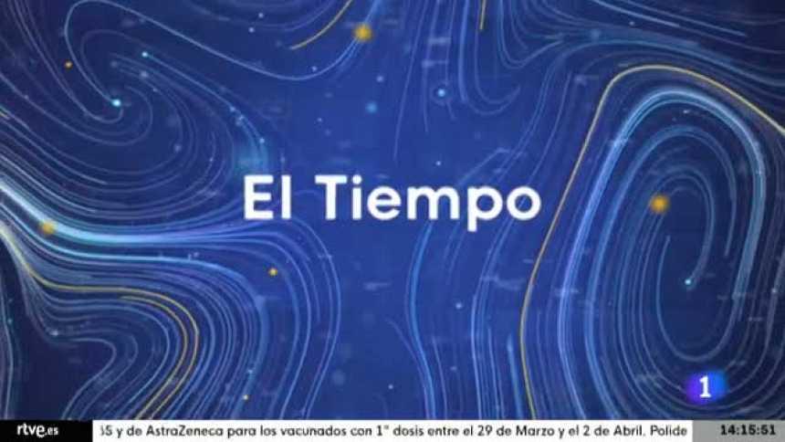 El tiempo en Castilla y Laón - 21/06/21