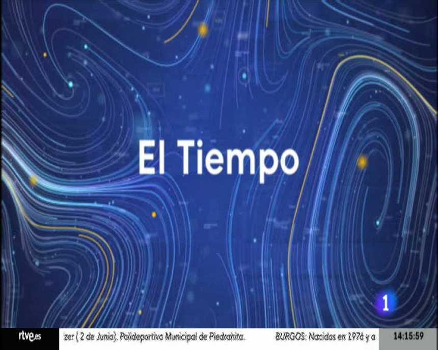 El tiempo en Castilla y León  - 22/06/21