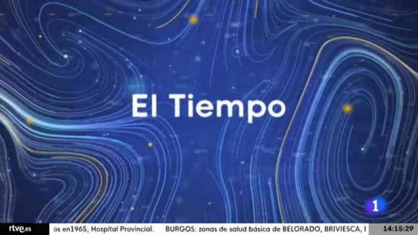 El tiempo en Castilla y León - 25/06/21
