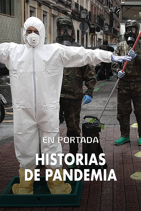 Historias de pandemia