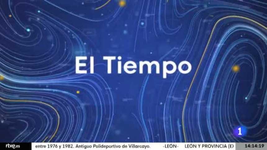 El tiempo en Castilla y León - 22/07/21