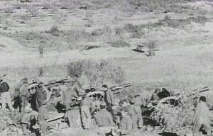 Escenarios de la Guerra