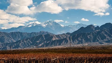 Argentina, las rutas del vino