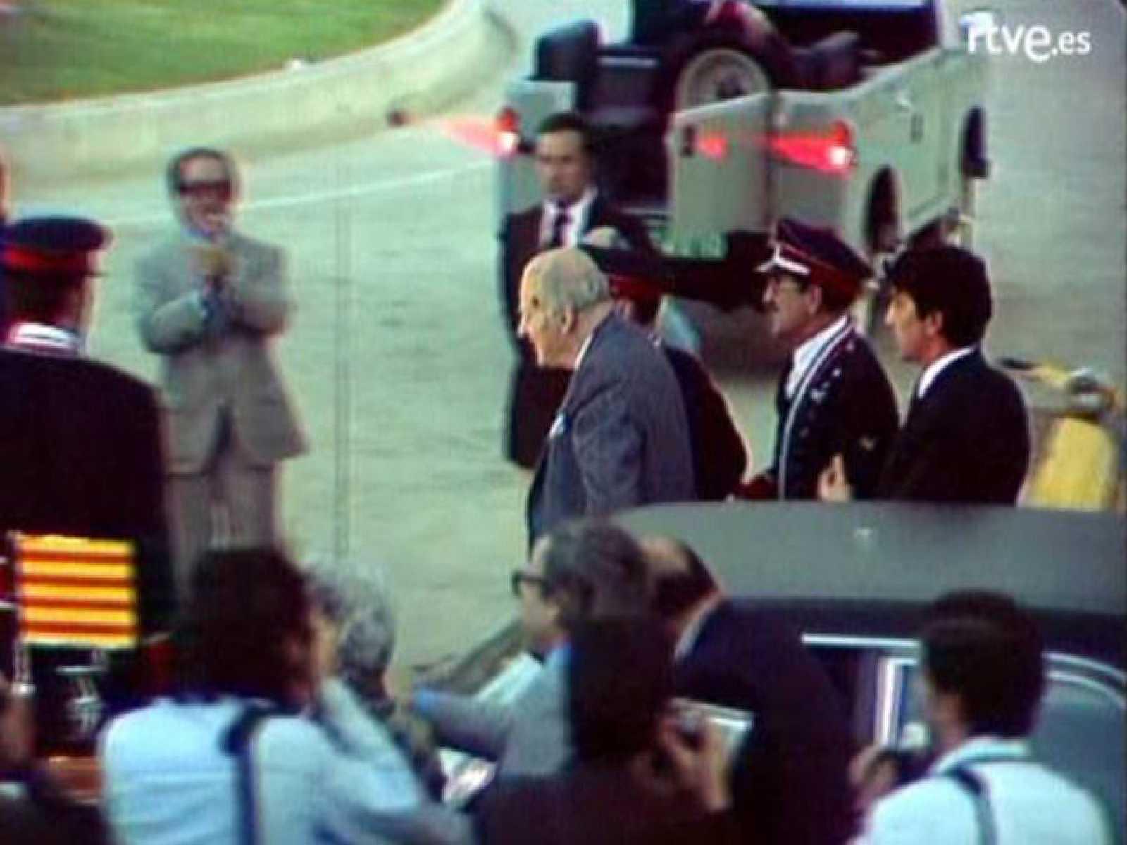 "Ara fa 32 anys   ""Ja sóc aquí"" - RTVE.es"