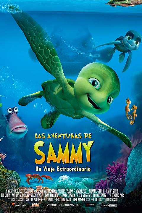 Las aventuras de Sammy: un viaje extraordina