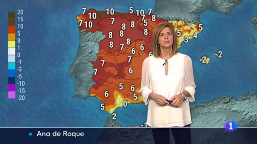 El tiempo en Castilla y León - 19/10/21