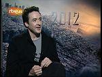 John Cusack habla sobre su trabajo en '2012'