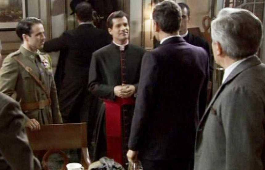 La Señora - La entrada del 'nuevo' Legado Papal