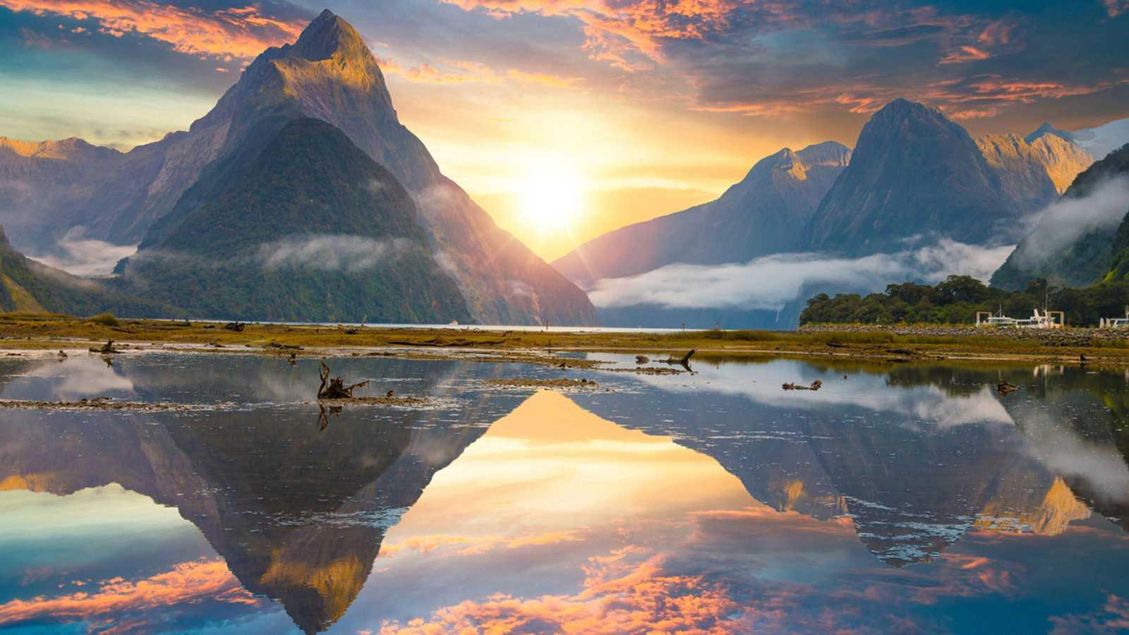 Paraisos Cercanos Nueva Zelanda La Tierra Del Fin Del Mundo