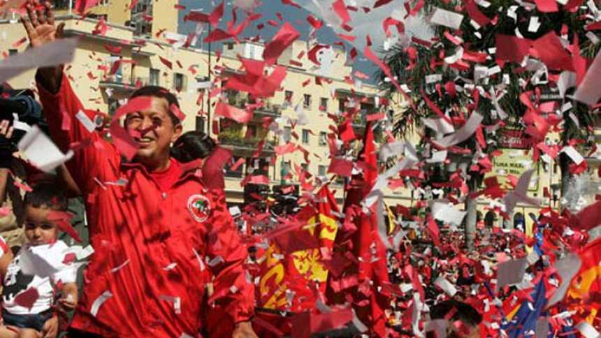 En portada - Las misiones de Chávez