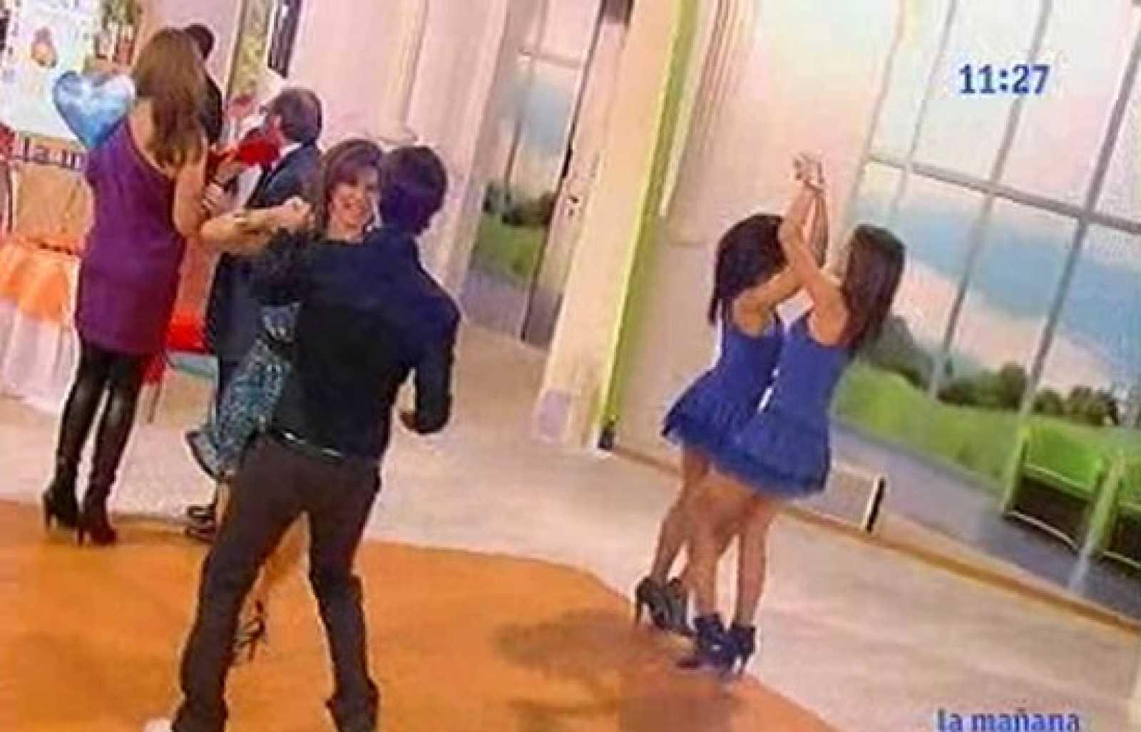 La mañana de La 1 - Saber bailar: Bachata