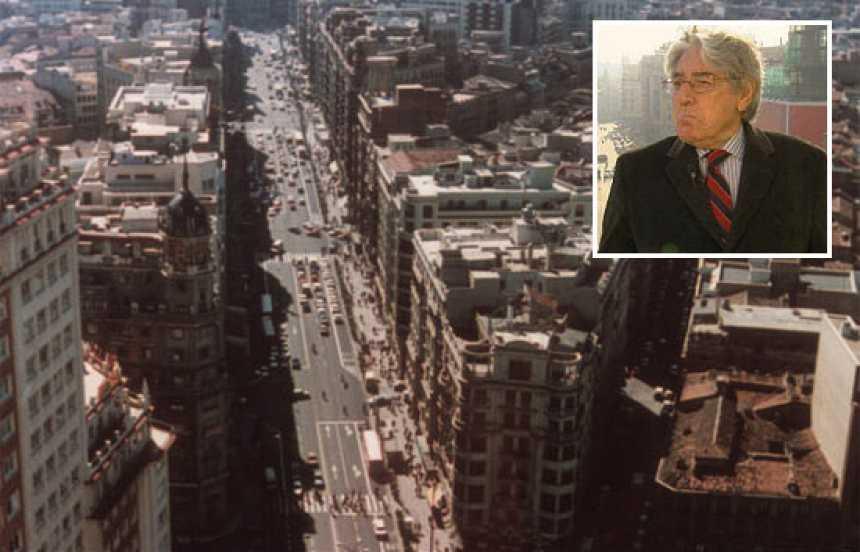 El presidente de amigos de la Gran Vía, Alfredo Amestoy, nos cuenta la historia de la calle