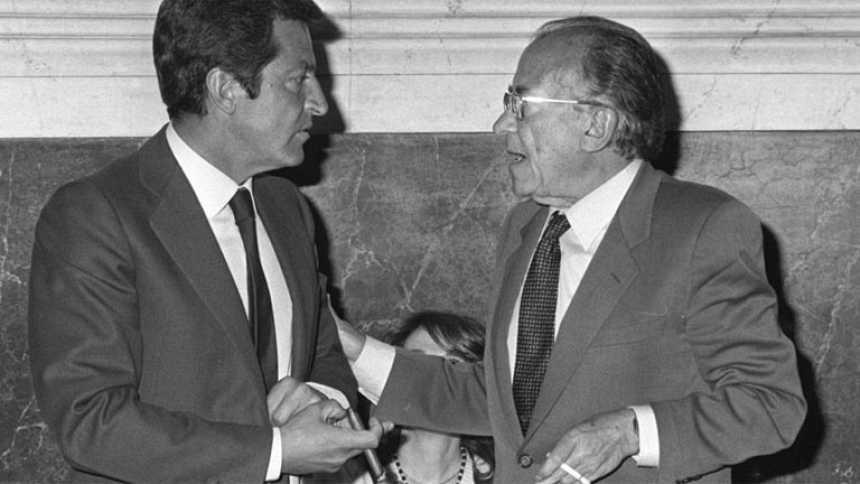 La legalización en 1977 del PCE por Adolfo Suárez