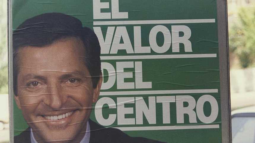 Éxito del CDS en las elecciones de 1986