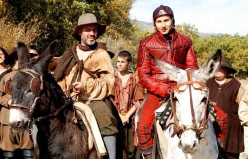 Águila Roja - El cameo estelar de Jorge Lorenzo, 'la leyenda'